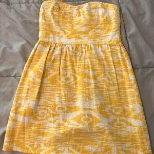 Women's Strapless Sundress